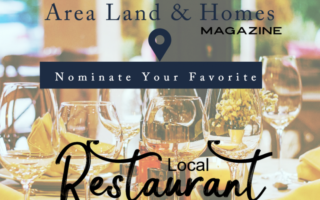 Locals to Choose Favorite Area Restaurants